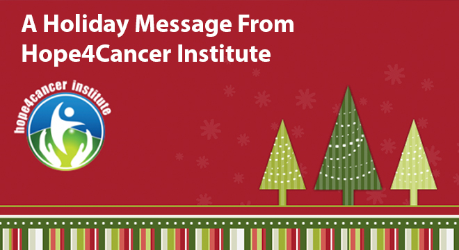 Hope4Cancer Treatment Centers Message
